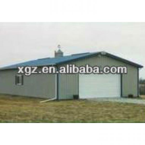 Agricultural Farm Equipment Storage Shed #1 image