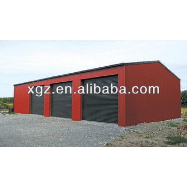 Prefab Metal Structure Building #1 image