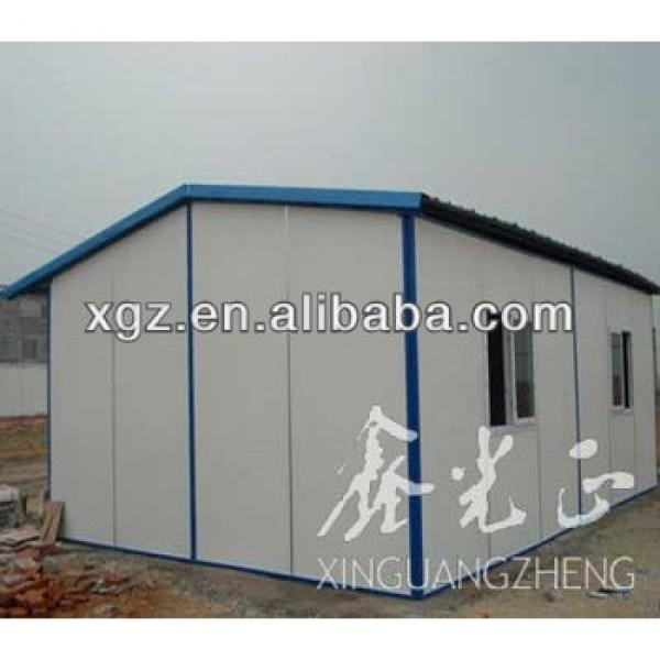 Sandwich panel prefab house living quarters for staff and workers #1 image