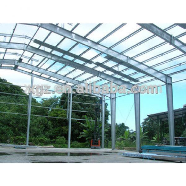 large steel structure green house farm #1 image