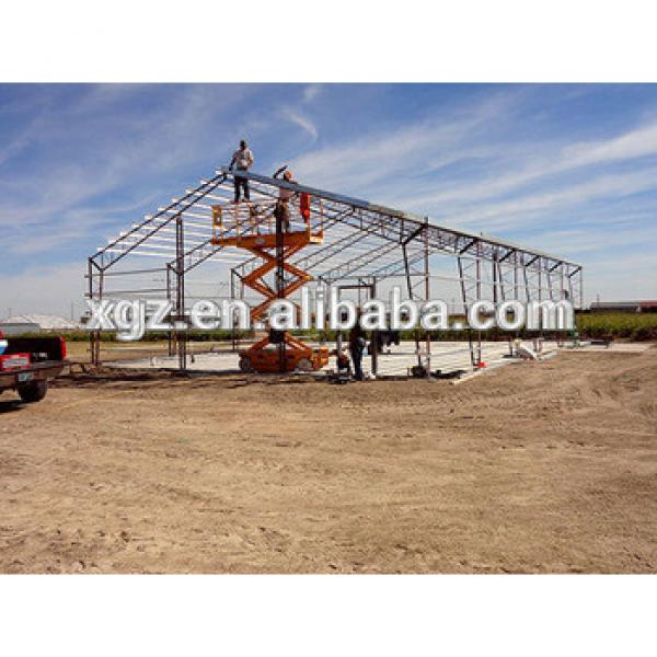 steel structure prefabricated temporary building #1 image