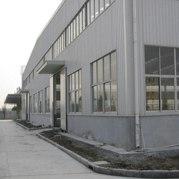 High Quality Prefab Light Steel Warehouse Building For Workshop/Warehouse/Hanger #1 image