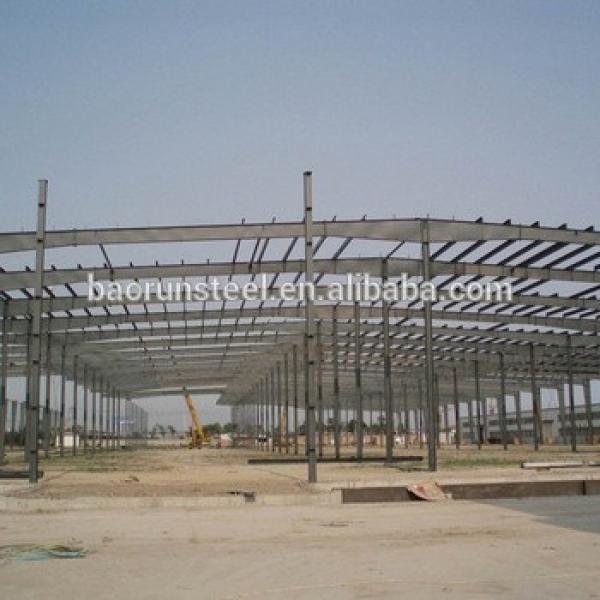 High Quality Light Steel Structure Space Grid Frame Structure #1 image