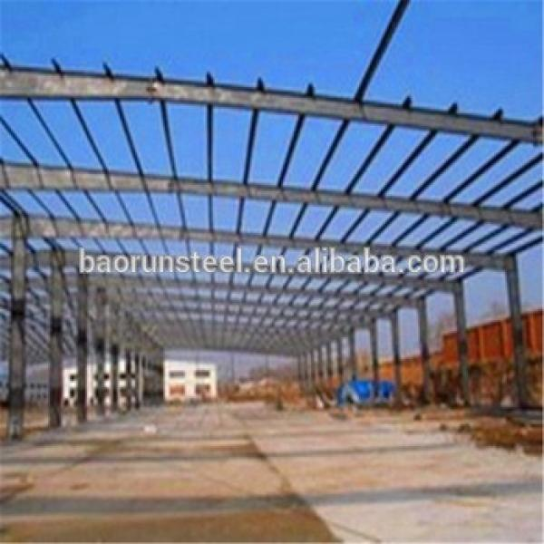 Hot selling high-quality low-cost greenhouse steel structure #1 image