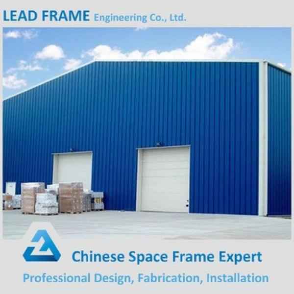 Industrial shed steel structure warehouse #1 image