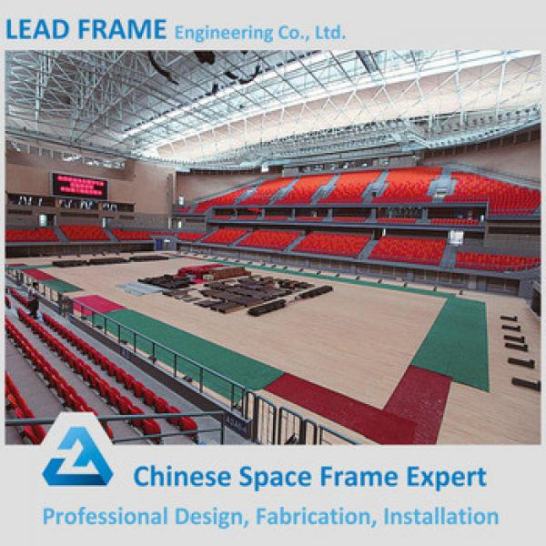 Commercial Arch Metal Frame Prefabricated Sports Hall #1 image