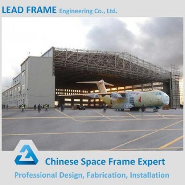 Light Gauge Galvanized Light Steel Frame Aircraft Hangar Construction #1 image