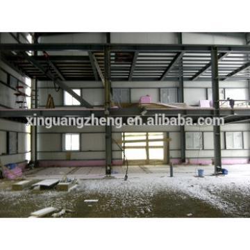 low cost prefabricated commercial steel industrial buildings