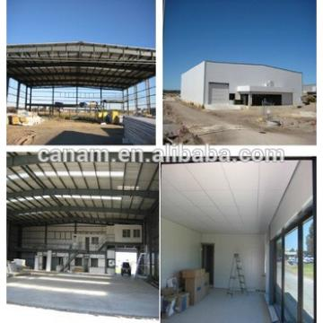 CANAM prefab builsings house steel structure hangar