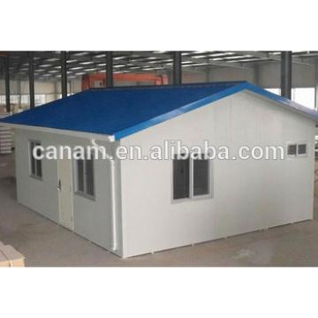 factory price ready made light steel structure house prefabricated home