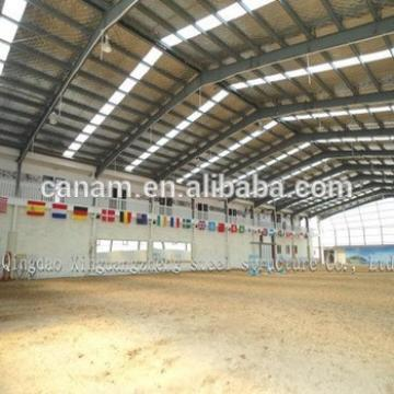 Fast constructed pre-engineered light steel frame structures buildings