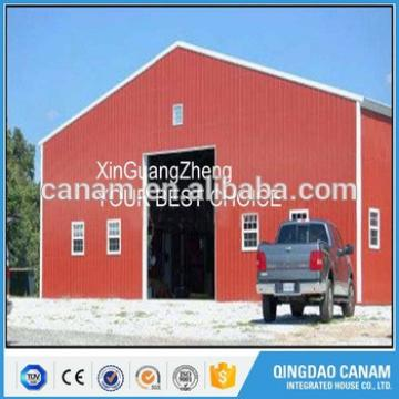 For Overseas Market latest construction products steel structure building