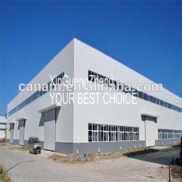 High Quality Light Steel Structure Prefabricated Factory