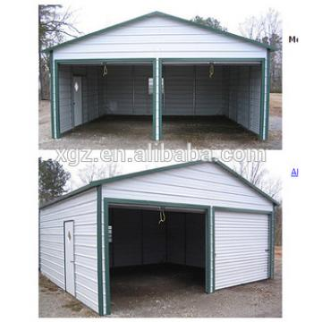 Personal portable steel structure metal car garage