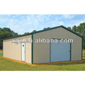Steel Structure Garage/Car Shed