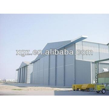 Steel Structure Prefabricated Aircraft Hangars