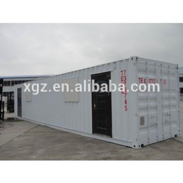 40 feet container house for sale USA