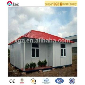 low cost easy construction prefabricated home