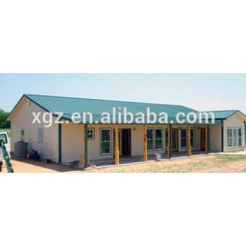 movable family prefab house-prefabricated building house