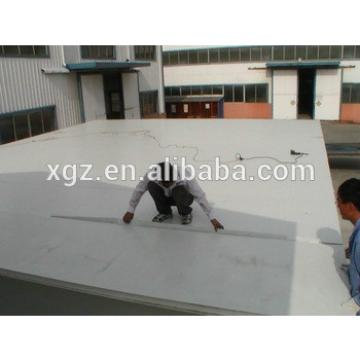 Flat roof steel structure prefabricated module house