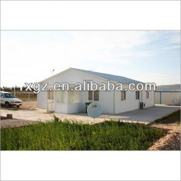 Fast-Installed and Cheap Prefabricated House