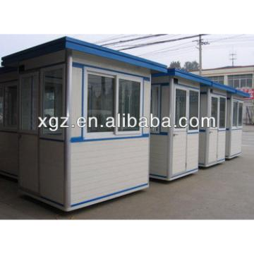 Cheap prefabricated house for sentry box