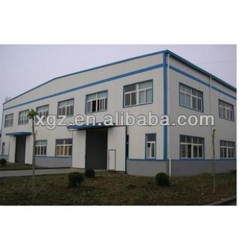 steel building prefabricated for workshop/warehouse