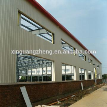 large span professional steel structure style portable building