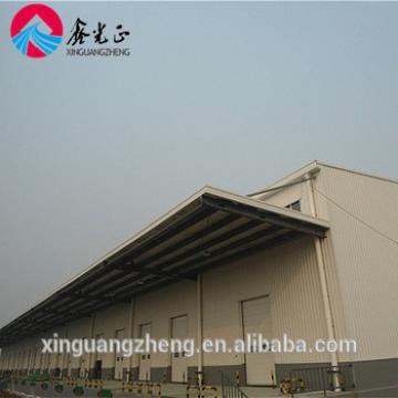 Prefabricated light steel strucutre logistics warehouse
