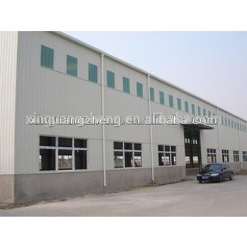 steel frame building material warehouse