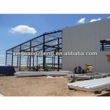 steel structure warehouse building design