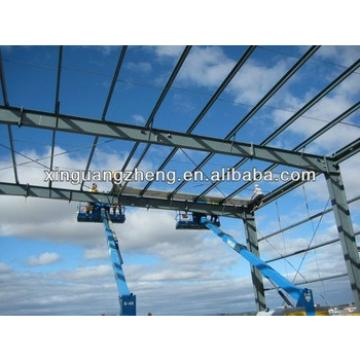 large span steel warehouse building design