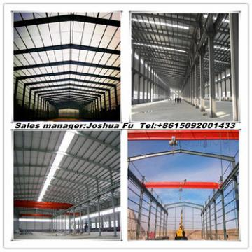 Chinese prefab steel structure building project designer and supplier