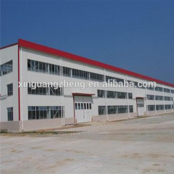 prefabricated steel structure warehouse construction storage
