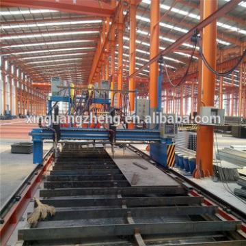 prefabrication design metallic industrial building manufacturer steel structure