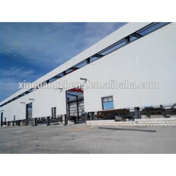 large span pre engineering prefabricated warehouse