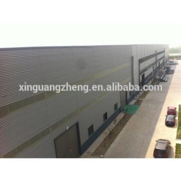 prefabricated heavy industrial warehouse china
