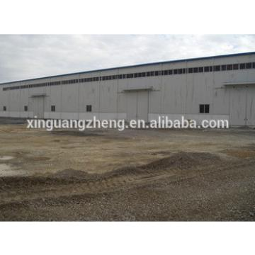 prefab engineering large span shed warehouse