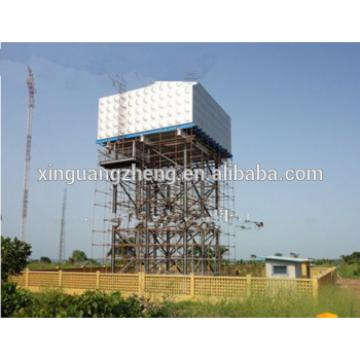 galvernised steel structural water tank for sale