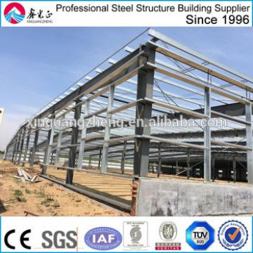 prefabricated peb steel frame warehouse building
