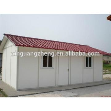 living modular prefabricated steel house