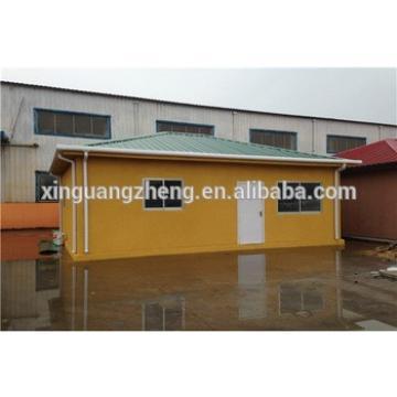 metal temporary prefabricated houses