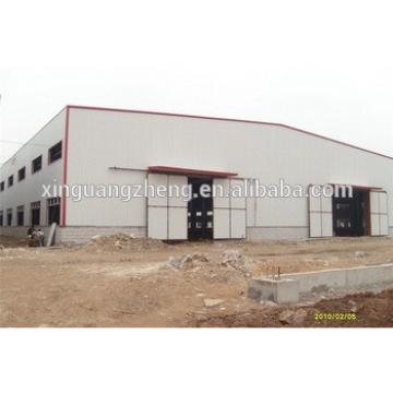 metal cladding construction design space frame steel warehouse construction