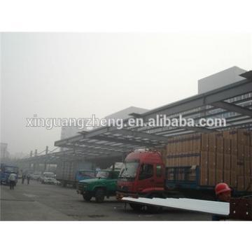 pre engineered with mezzanin prefab warehouse fabricator