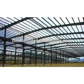 steel structure truss purlin/fireproof coating