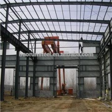 Light Steel Structure Lattice Frame Roof Building/House