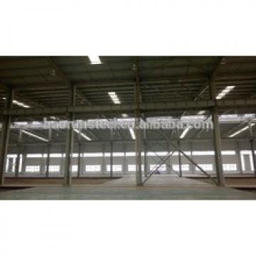Fast Assembling and Repetitive to use steel structure warehouse