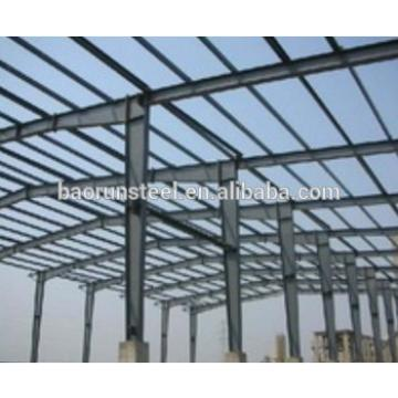 Economic and Practical mobile prefabricated structural steel frame warehouse/shed for sale