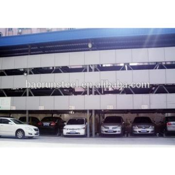 Light Modern Fashion Steel Structural Car Store from China