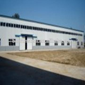 Corrugated steel plate/color steel coil prefab houses